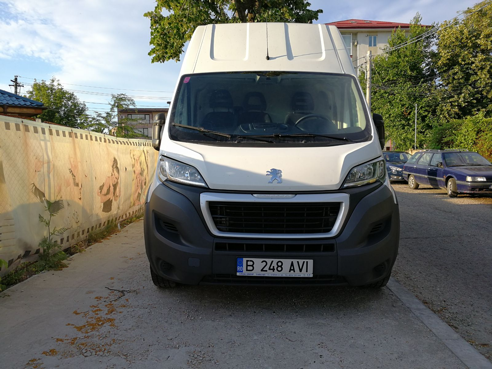 peugeot boxer motor 2 3l diesel 136cp avi rent. Black Bedroom Furniture Sets. Home Design Ideas