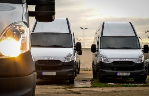 Galerie Flota Iveco Daily